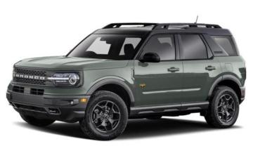 "Ford BRONCO ""BIG BEND"""