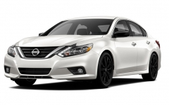 Nissan Altima SR Midnight